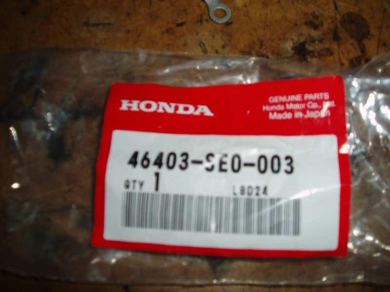 Check Valve Honda