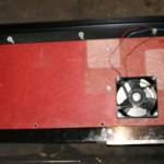 Cooling Fan underside of control Board