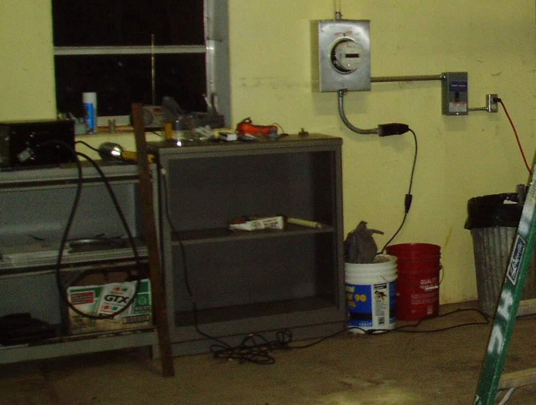 Watthour Meter Socket Box Setup