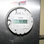 GE CL200 DIGITAL METER WATTHOUR WATT HOUR