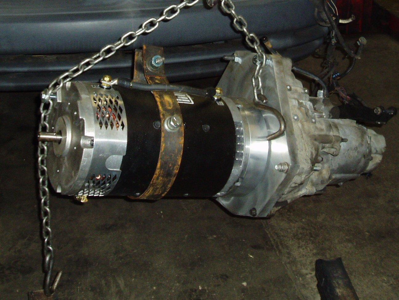Engine On Chain Motor