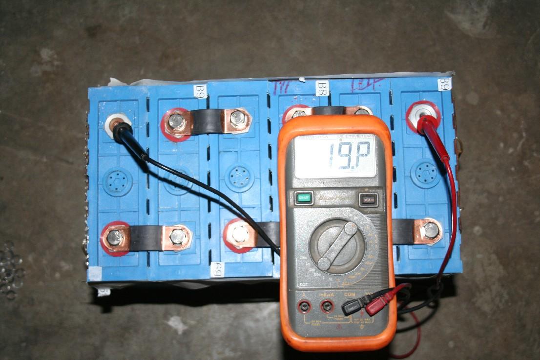Battery Voltage 0629
