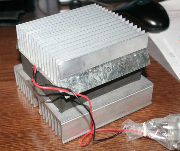 Superior ThermoElectric Device: LWKW Thermoelectric Heater Cooler Peltier