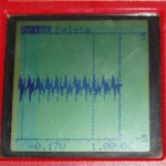 Speed Sensor Setup Attempt: using original crank sensor, never worked  but it put out a good analog signal