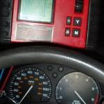 Tach Chip 6800 RPM: Voltmeter graph at 10 milliseconds