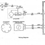 Tachometer Wiring Diagram original 1998 Saturn