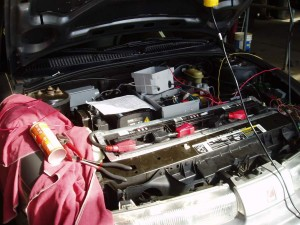 Underhood View Nov 22 2008