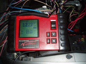 Voltage DC-DC turned off Battery Nov 22