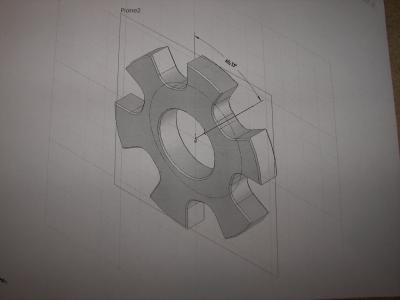 EV Tachometer Gear Designs: (Dave Koller)