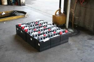 sept 23 Batteries Arrived